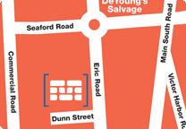 Mid Coast Self Storage Location